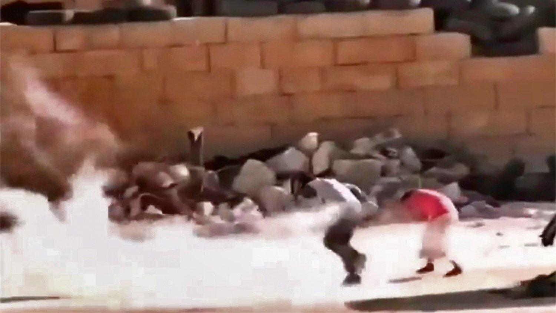 Standbild aus ›Syrian Hero Boy‹